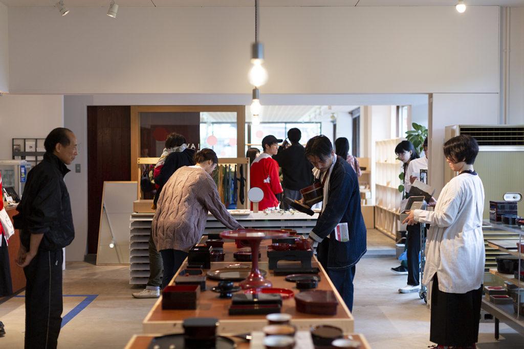 錦古里漆器店